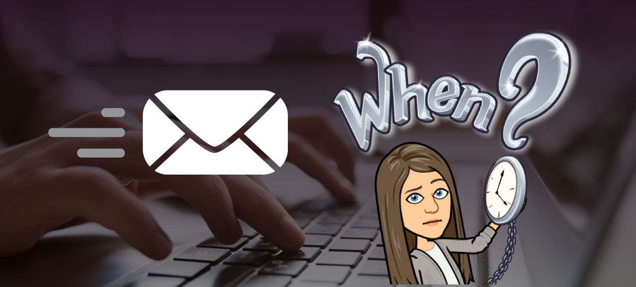 Når og hvor ofte skal man sende nyhetsbrev
